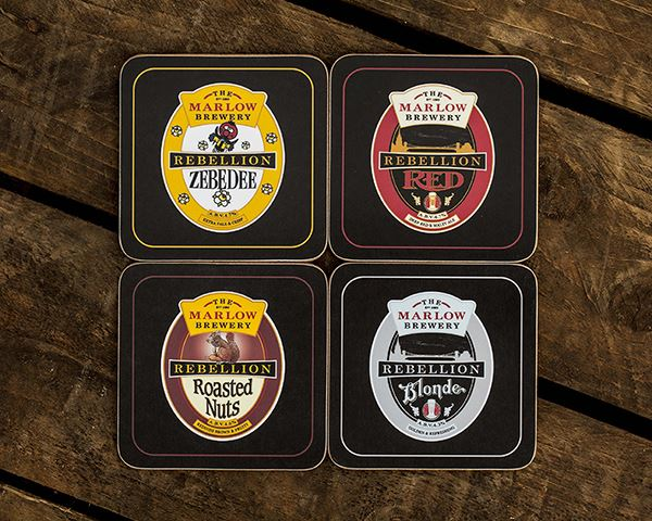 Coasters Seasonal Set of 4