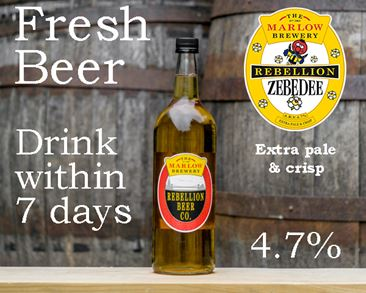 Zebedee 1L FRESH Bottle