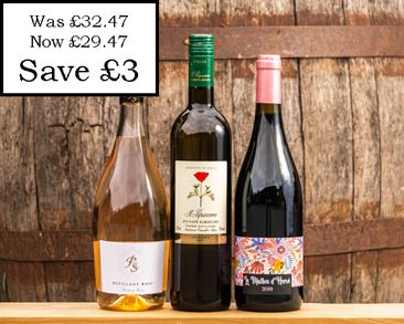 3 Wines for Mothers Day