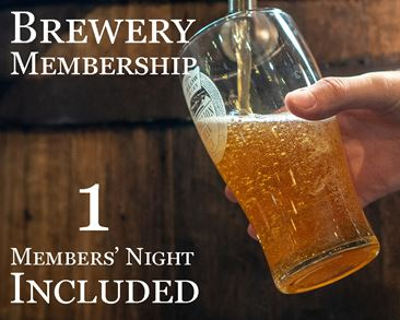 Membership + 1 Brewery Night