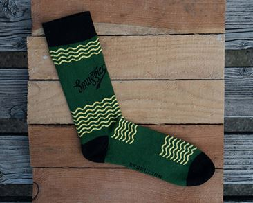 Rebellion Smuggler Socks
