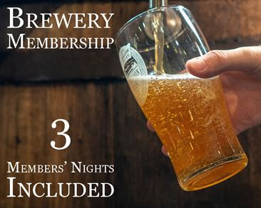 Membership + 3 Brewery Nights