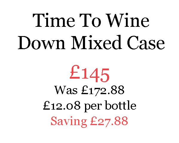 Time to Wine Down Case