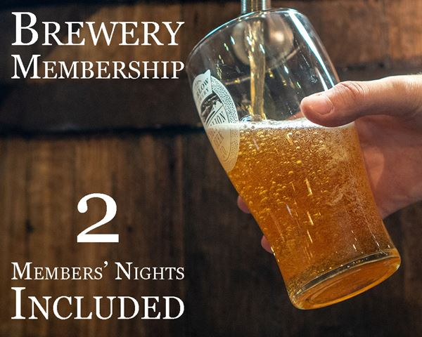 Membership + 2 Brewery Nights
