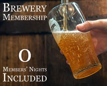 Membership + 0 Brewery Nights